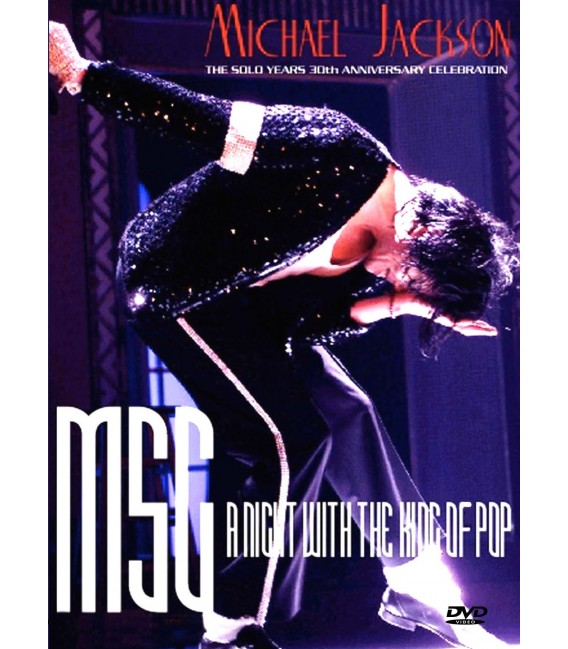 Michael Jackson 30th Anniversary Celebration 2001 Concert Ultimate Edition on 2 DVD