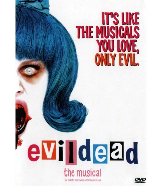 EVIL DEAD THE MUSICAL LIVE 2 SHOWS 2 DVD SET