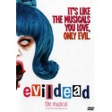 EVIL DEAD THE MUSICAL LIVE 2 SHOWS 2 DVD SET