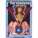 THE HUMANOID sci fi dvd