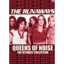 "THE RUNAWAYS ""Queens of Noise"" The Ultimate Collection 2 DVD set"