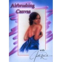 AIRBRUSHING CANVAS Instructional DVD