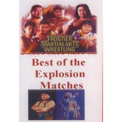 Best of the Japan Explosion Wrestling Death matches on dvd
