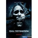 Horror series The Final Destination 4 in 3D 13 X 20 Glossy advance movie poster