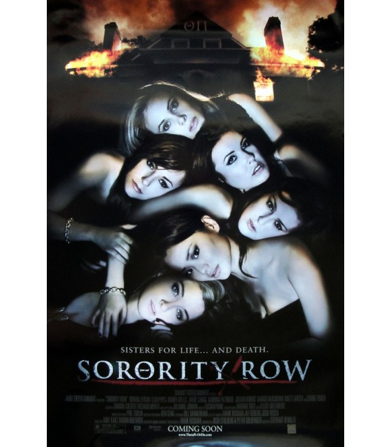 Sorority Row Advance mini movie poster 11 x 17 glossy