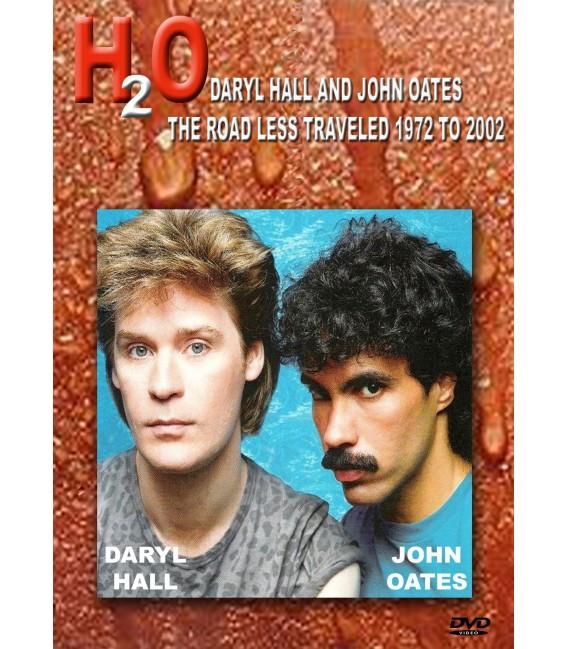 Daryl Hall and John Oates 1972 - 2002 2 dvd set