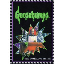 GOOSEBUMPS Complete TV series on 7 dvd's
