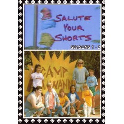 Salute Your Shorts complete TV series on 2 dvd's