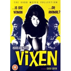 VIXEN by Russ Meyer DVD