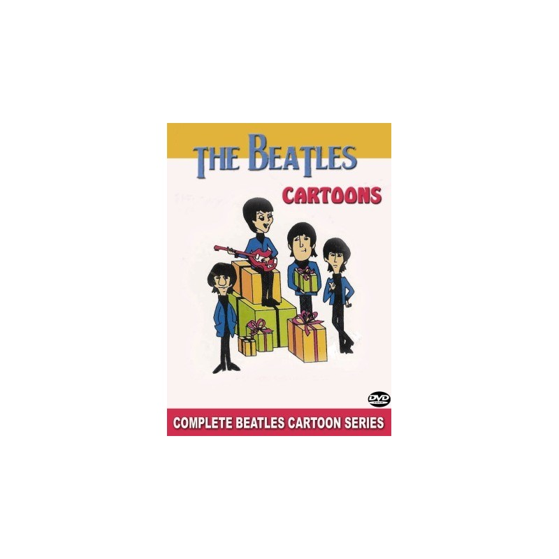 the beatles cartoon tv series dvd adultcartoonco