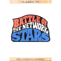 Battle of the Network Stars TV series 6 dvd set