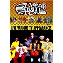 SLY & THE FAMILY STONE LIVE VARIOUS TV APPEARANCES ON DVD