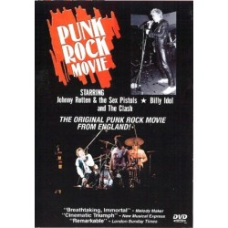 The Punk Rock Movie dvd