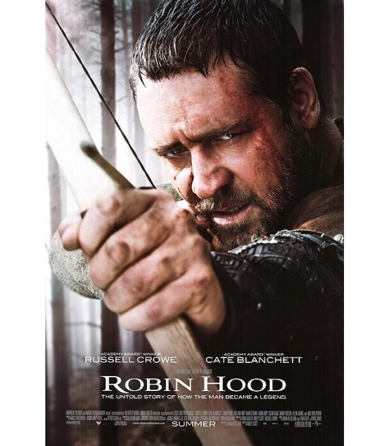 Robin Hood mini movie poster