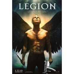 Legion advance glossy mini poster