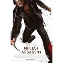 Ninja Assassin advance mini poster