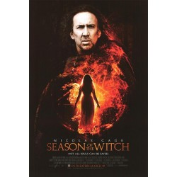 Season Of The Witch advance mini movie poster