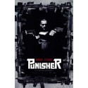 Punisher: War Zone advance mini movie poster