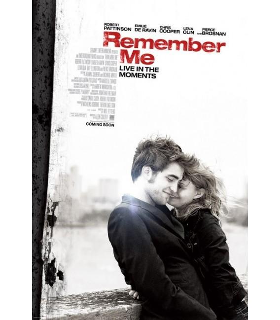 Remember Me starring Robert Pattinson mini movie poster