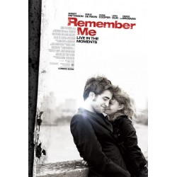 Remember Me starring Robert Pattinson mini movie poster