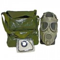 East German/Czech M10 Gas Mask