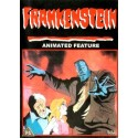 Frankenstein animated feature film dvd