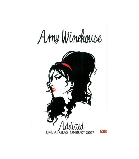 "Amy Winehouse ""Addicted"" Live at Glastonbury 2007 dvd"