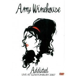 "Amy Winehouse ""Addicted"" Live at Glastonbury 2007 dvd"