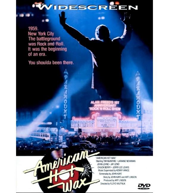 American Hot Wax widesceen version Dolby Digital DVD