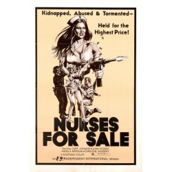 NURSES FOR SALE 1sheet 1971 original movie poster