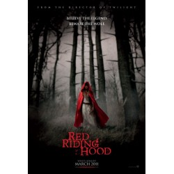 Red Riding Hood original mini movie poster