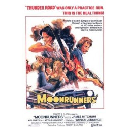 Moonrunners (The Original Dukes Of Hazzard movie) DVD