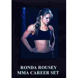 Ronda Rousey MMA Career DVD Set