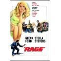 Rage starring Glenn Ford & Stella Stevens DVD