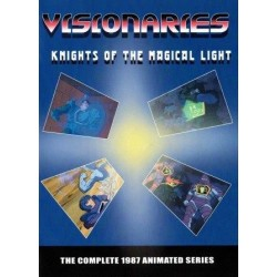 Visionaries 1987 cartoon series DVD