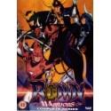 Ronin Warriors complete series on 5 DVD's